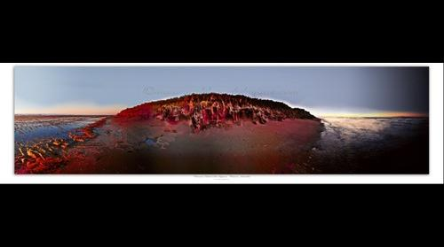 Finucane Island Sunset