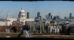 St Pauls from the Tate