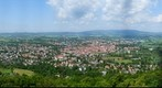 Eschwege / Germany in 9.17 Gigapixel