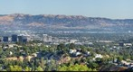 San Fernando Valley from Topanga Canyon View Park