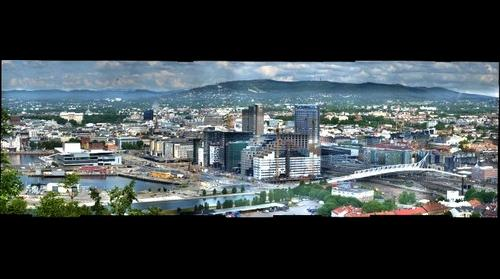 Oslo from Ekeberg