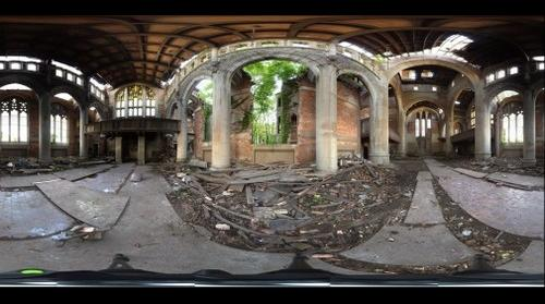 City Methodist Sanctuary South view