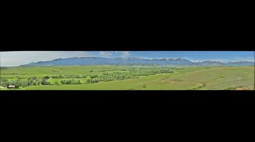 Red Lodge Creek drainage - Beartooth Absaroka Range