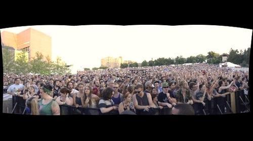 Rock the Garden 2012