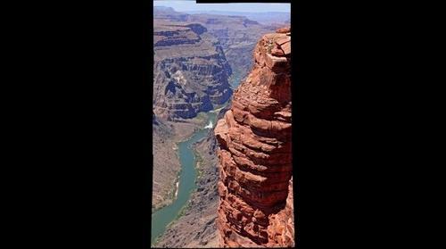 Grand Canyon North Rim at Toroweep