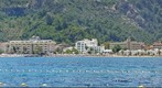 Ichmeler from Nirvana Beach near Marmaris