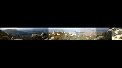 Mt. Woodson San Diego
