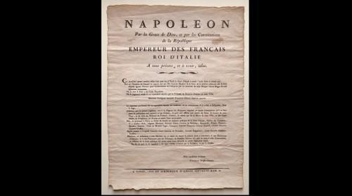Napoleon Edict