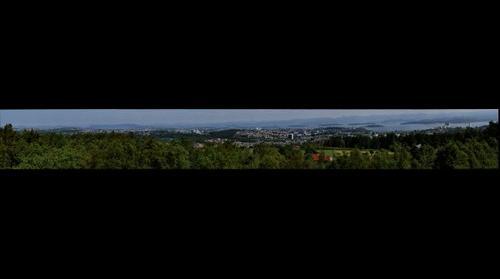 View of Stavanger Edited
