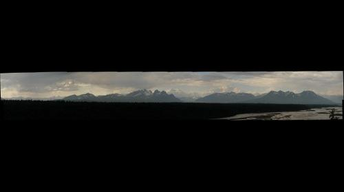 denali view south pullout