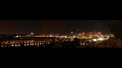 Saint Paul MN Skyline