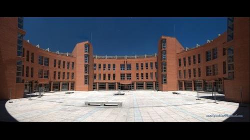 Edificio Politécnico Universidad de Alcalá
