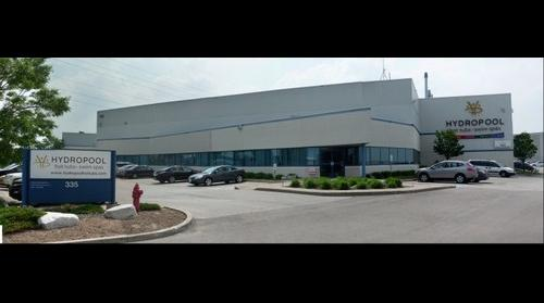 Hydropool Hot Tubs - Manufacturing Plant and Head Office, Mississauga Ontario Canada