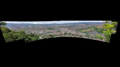 Vista Cristo del Picacho