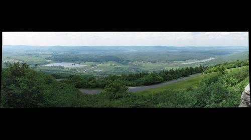 A view of Canaan Valley