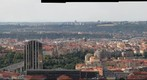 Prague - from the City tower