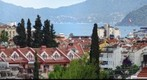 Leftside and Center of Marmaris from Amphitheater Panorama