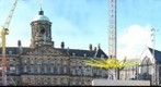 Dam square Amsterdam