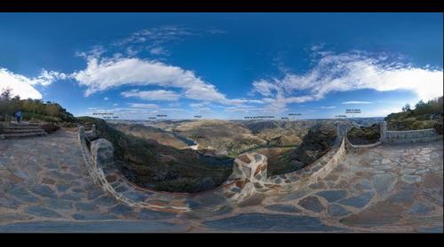 Panorámica del Duero - Douro panoramic