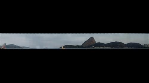 Vista do Pão de Açúcar - Aterro do Flamengo