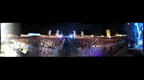 Rock in Rio Madrid 2012 Mana