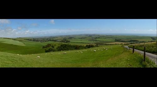 View from Abbotsbury