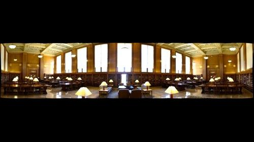 Martin E. Messinger Periodical Reading Room