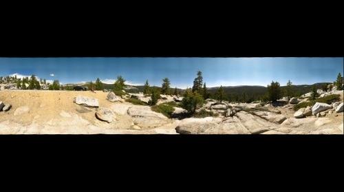 Yosemite-Tioga Trail