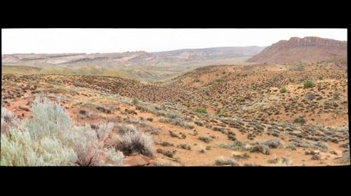 Cache Valley Overlook, Arches National Park
