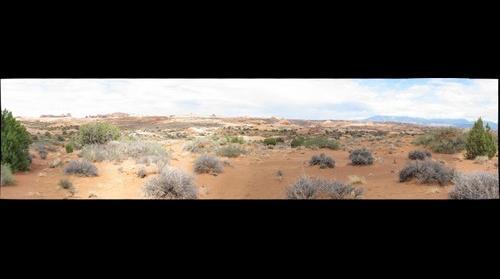 Petrified Sand Dunes, Arches National Park