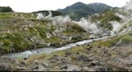 Upper cascade of geysers.