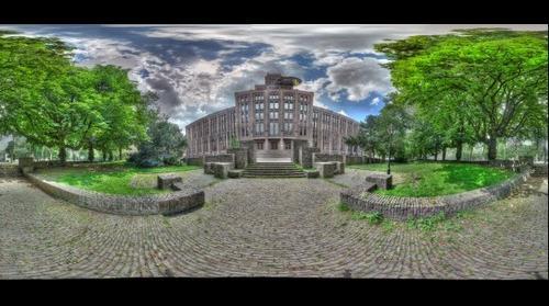 Utrecht, Moreelsepark, Catharijnesingel, Inktpot, Flying, Saucer