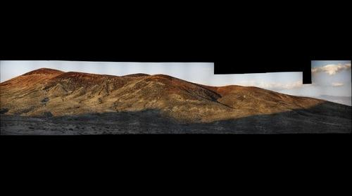 Nevada Unnamed Mountain