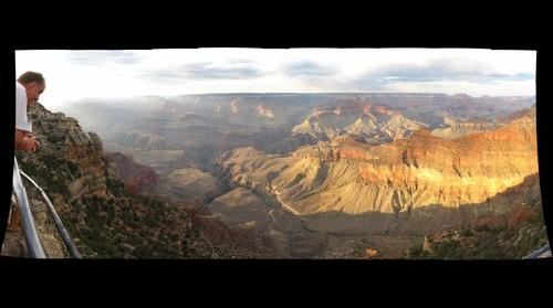 Grand Canyon 2-just before the sunset