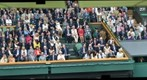 Wimbledon 2012 Royal Box