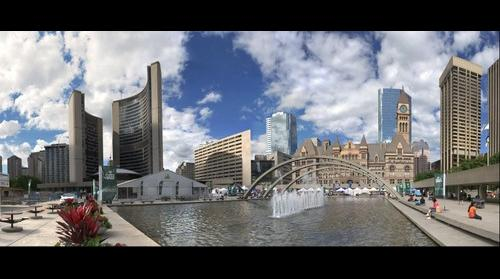 Toronto Nathan Phillips Square