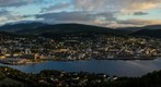 Harstad by Night - Summertime