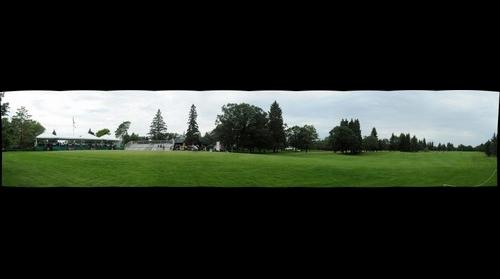The Player Cup - 18th Hole at Pine Ridge Golf Club - Winnipeg, MB