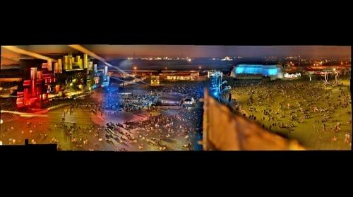 Rock in Rio Madrid 2012
