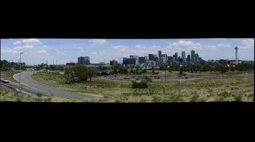 Denver Daytime Skyline