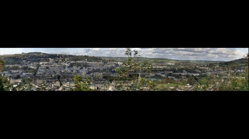 Bath from Alexandra Park