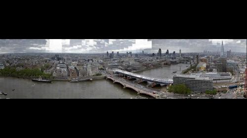 London Gigapixel 1 of 2