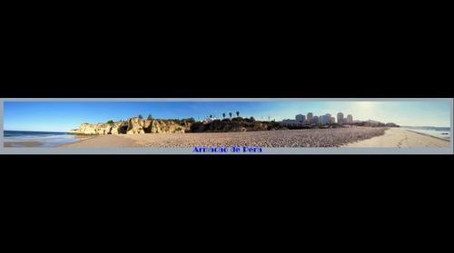 Armaçao de Pêra beach