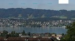 Zurich, Lake, and Alps