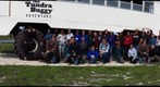 120718 - Arctic Ecology 2012 - Tundra Buggy group photo