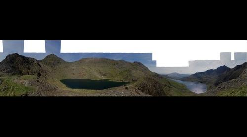 Snowdon and Glaslyn