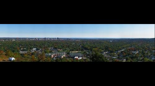 View of New Haven ...