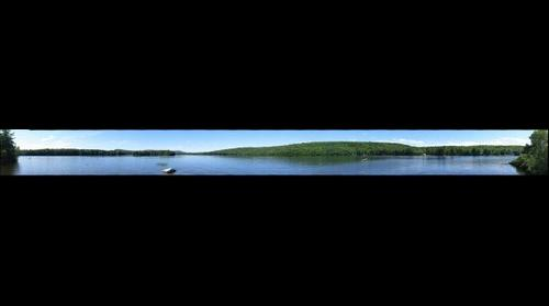 Raymond Pond, Maine - July 20, 2012 (2)