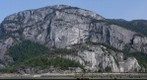 How many climbers on the Stawamus Chief?