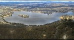 180 pano of the view from the Telstra Tower